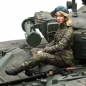 Preview: Russian Female Infantry Soldier Model Kit Scale 1/16 (SOL Model)