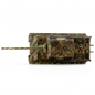 "Preview: 1/16 RC Jagdtiger (""Hunting Tiger"") Metal Edition in Wooden Ammunition Box BB Summer Camo"