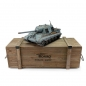 Mobile Preview: 1/16 RC Jagdtiger grau IR Rauch Torro Pro Edition