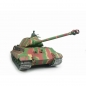 Preview: 1/16 RC Tank King Tiger Porsche Turrent Heng Long 3888-1 Metal Tracks BB 2.4 GHz