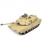 Preview: 1/16 RC Tank M1A2 Abrams BB Desert Paint Henglong Torro-Edition