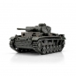 Preview: 1/16 RC Panzer tank III version L metal edition BB