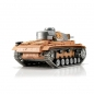 Preview: 1/16 RC Panzer PzKpfw III Ausf. L Metall Edition IR - unlackiert