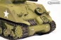 Preview: 2.4 GHz Metal Edition Sherman M4A3 105mm Howitzer VVSS 1/16 BB 6mm