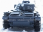 Preview: RC Tank 3 Ausf. L 2.4 GHz Grey With Smoke & Sound Heng Long