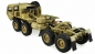 Preview: RC model U.S. Military truck V2 8x8 1:12 tractor, sand-colored