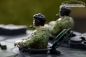 Preview: Leopard tank crew hand painted Resin 1:16 licmas-tank