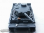 "Preview: RC Tank ""German Tiger I"" Heng Long 1:16 Grey, Smoke&Sound+Metalgears and 2,4Ghz -V 6.0"