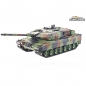 Preview: RC tank Taigen Leopard 2A6 IR 1:16 Metal Edition PRO Flecktarn Bundeswehr