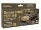 Mobile Preview: Model Air Set German Vehicles Colors 1927-1941