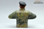 Mobile Preview: bundeswehr half figure for tank leopard