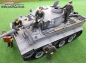 Mobile Preview: tiger 1 panzerbesatzung wehrmacht ww2 normandie figuren