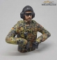 Preview: 1/16 figure Bundeswehr tank crew flecktarn with sunglasses