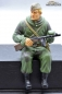 Preview: Figure Soldier WW2 russian Scout with PPSh-41 Tankrider Amobea Pattern green 1:16