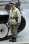 Mobile Preview: 1/16 figure German tank crew Wehrmacht winter soldier standing WW2