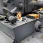 Mobile Preview: german tank crew hobby 1:16 licmas-tank F1008