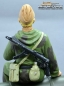 Preview: Figure Soldier WW2 russian Scout with binoculars Tankrider Amobea Pattern green 1:16