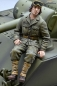 Mobile Preview: 1/16 Figure U.S Tank Crew WW2 Tank Soldier sitting