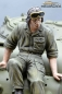 Mobile Preview: 1/16 Figure U.S. Tank Crew WW2 Tank Soldier sitting