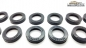 Preview: Panzer 3 Replacement rubbers tyres for the Taigen metal support rollers and casters Taigen