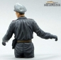 Preview: 1/16 Figure Half Body Commander German Tank Crew WW2 Normandy 1944