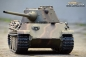 Preview: RC Tank 2.4 GHZ Panther Version F Taigen Profi Metal Edition BB 1:16