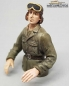 Preview: 1/16 Figure U.S. Tank Crew WW2 Tank Commander Half Figure