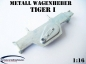 Preview: Metal lifting jack for Tiger 1 tank Heng Long 1/16