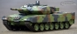 Preview: RC Panzer Heng Long TORRO 2.4 GHZ 4. Generation Leopard 2 A6 Schussfunktion R&S