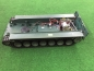 Preview: Leopard 2 A6 plastic chassis with metal gear set and plastic tracks