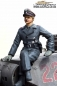 Preview: Michael Wittmann tank commander Resin handpainted 1:16 licmas tank