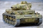 Preview: Rc Tank Taigen 2.4 GHz Panzer 4 F1 HQ Metall  Edition Italientarn Metallketten licmas-tank 1:16