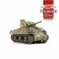 Mobile Preview: RC TANK M4A3 Sherman 1:24 Forces of Valor - Limited War Thunder Edition (Torro)