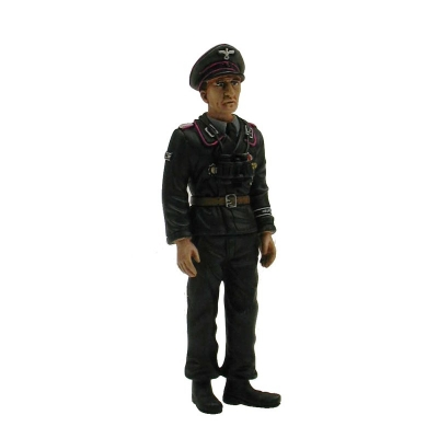 1/16 Figure Major Ernst Johann Tetsch hand-painted
