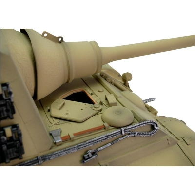 "Jagdtiger (""Hunting Tiger"") Metal Edition in Wooden Ammunition Box - IR - Desert/Sand Camo"