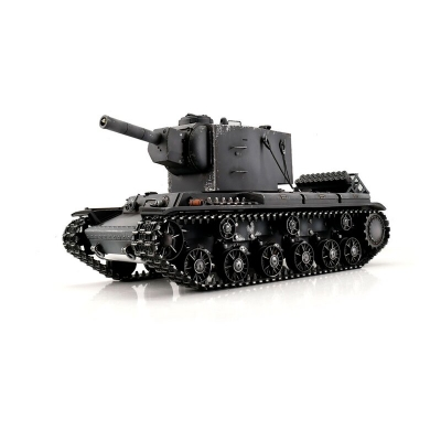 1/16 RC KV-2 754r Metal Edition in Wooden Ammunition Box IR Grey Torro Pro-Edition