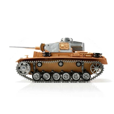 1/16 RC Panzer III Ausf L Pro Edition Tank IR - unpainted