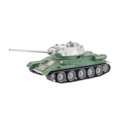 1/16 RC T-34/85 unlackiert IR Version