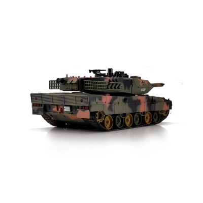 RC Tank Leopard 2A5 2,4 GHz, BB-Shooting and IR Battle System Scale 1/24