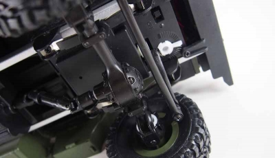 RC Ural Truck 6WD 1:16 RTR 2.4GHz