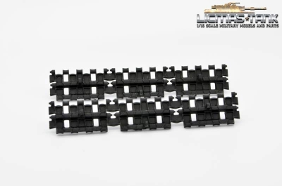 Plastic tracks for upper hull Heng Long Jagdpanther 1:16