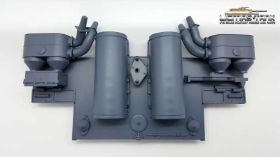 Spare Part for Tiger 1 Heng Long 3818