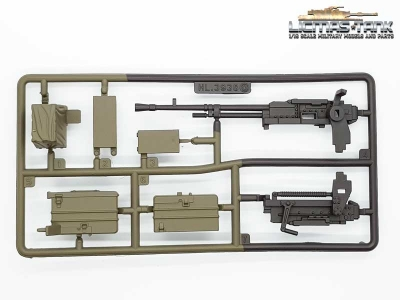 Russia T90 Plastic Accessories Set D 3938 Heng Long 1:16