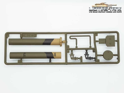 Russia T90 Plastic Accessories Set J 3938 Heng Long 1:16