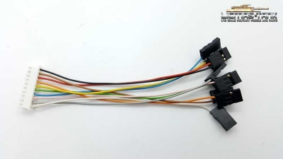 8-channel receiver cable for Elmod