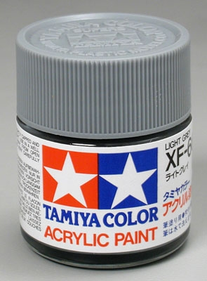 Tamiya Paint XF-66 (item 81366) Light Grey (flat) 23 ml