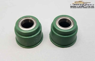 Drive axle support Tiger 1 Heng Long with ball bearings