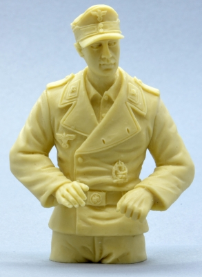 KIT German Tank Crew Soldier Figure with Legs to assemble licmas-tank F1013-KIT