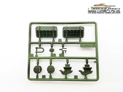heng long sparepart 3909 t34/85 set b