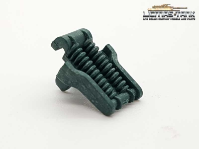 Heng Long Plastic Holder for hatch 3889 Leopard 2 A6 Spare Part